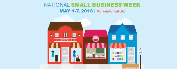 Happy National Small Business Week! From May 1-7, the U.S. Small Business Administration (SBA) will recognize and honor the critical and life-altering contributions of America's moms and pops, manufacturing enterprises, Main Street retailers, and entrepreneurs during National Small Business Week. ‪#‎smallbusiness‬ ‪#‎entrepreneurlife‬ http://blogs.constantcontact.com/small-business-week-2016?pn=knowlikeignite