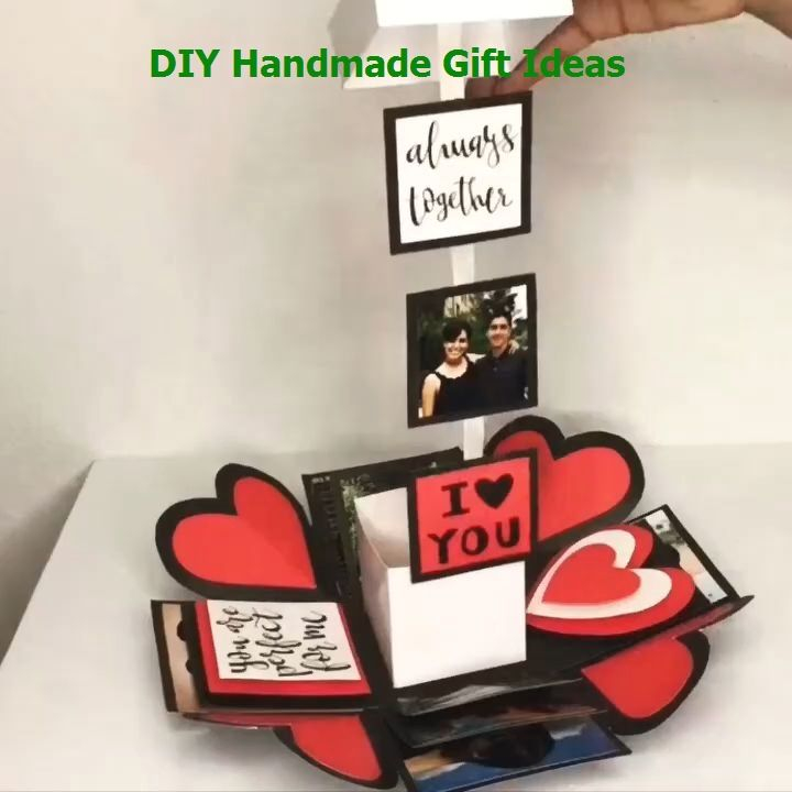 How To Make Creative Gifts Yourself Ideas In 2020 Diy Valentines Gifts Diy Birthday Gifts Diy Gifts