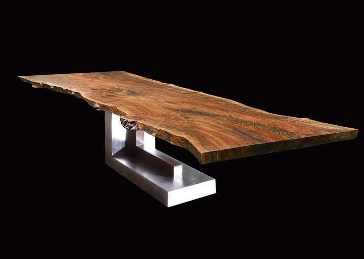 DE - SIGN OF THE TIMES: INCREDIBLE LIVE EDGE TABLES - MY NEW LOVE | SUSTAINABLE INTERIOR DESIGN
