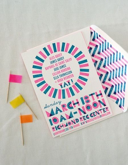Hello Lucky. I love their cards and letterpress designs. http://www.hellolucky.com/wordpress/