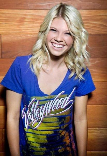 Chanel West Coast. I love her laugh!