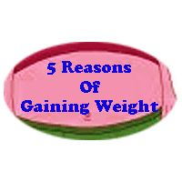 5 reasons of gaining weight, best fat loss products online for shopping