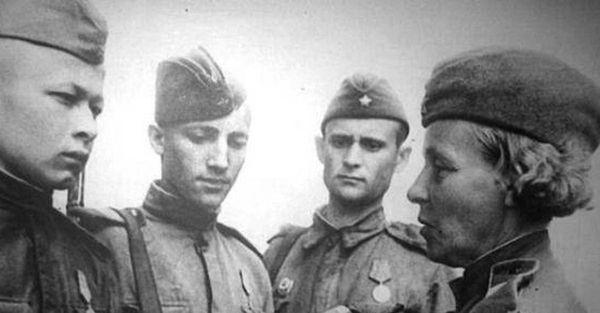 Смертоносные снайперши Советского Союза Великая Отечественная война, снайперши, снайпер, женщина-снайпер, история, длиннопост
