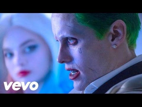 Britney Spears - Criminal (from Suicide Squad: The Album) (Official)