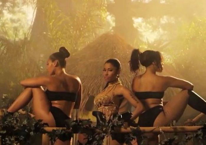 Terrifying News: Nicki Minaj's VMA Rehearsal Goes All Wrong as Snake Bites Dancer | In Touch Weekly