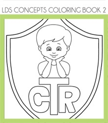 17 best images about lds coloring pages on pinterest for Ctr coloring page lds