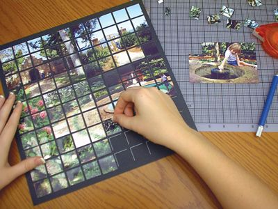 Three Simple Steps to Create a Photo Mosaic