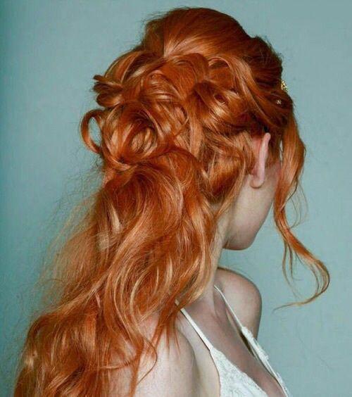 Imagen de hair, redhead, and katherine mcnamara