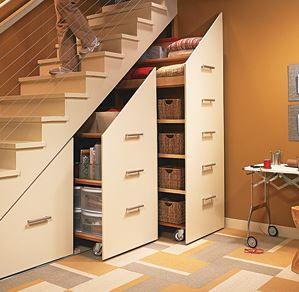 mobili sotto scala