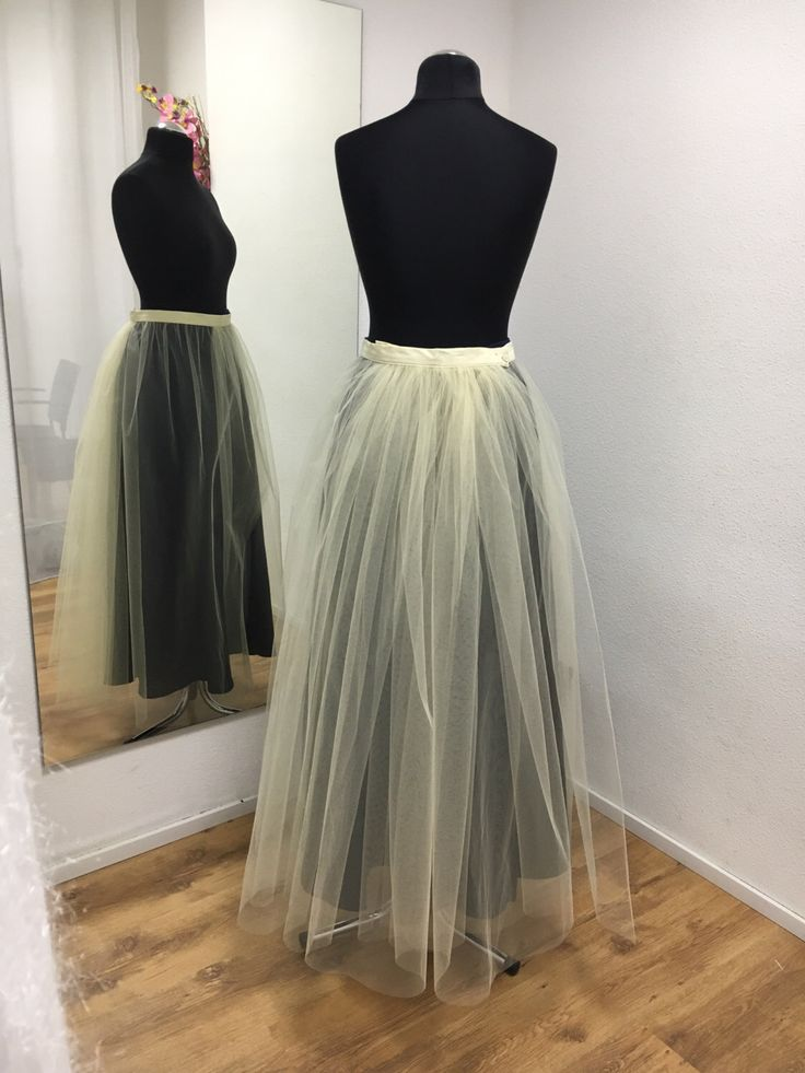 A personal favourite from my Etsy shop https://www.etsy.com/listing/263134840/long-tulle-skirt-custom-order-tutu