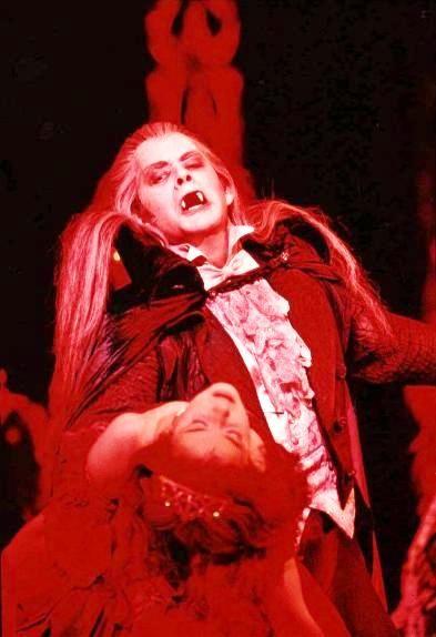 Steve Barton/Graf von Krolock/Tanz der Vampire/Ballsaal ...