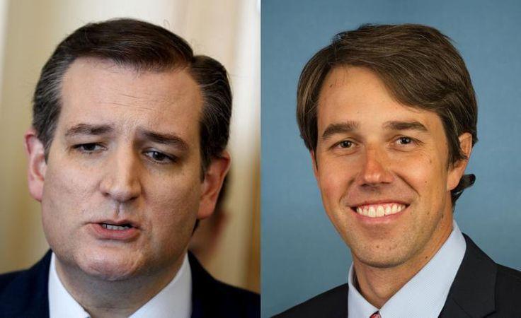 Former bandmate of Cedric Bixler-Zavala looking to take Ted Cruz's senate seat  http://punx.uk/former-bandmate-of-cedric-bixler-zavala-looking-to-take-ted-cruzs-senate-seat/