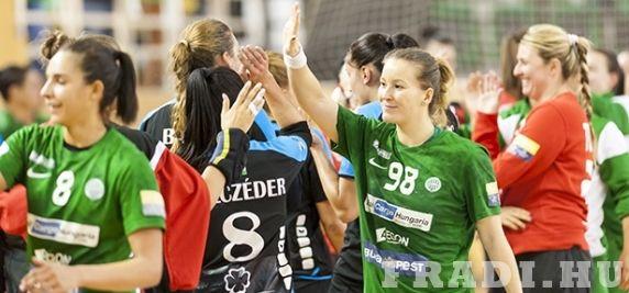 Meccsinformációk - A rájátszás következő mérkőzésén Vácra látogat női kézilabda-csapatunk.