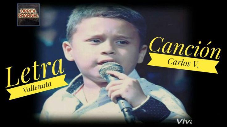 DESDE MI INOCENCIA LETRA Y VIDEO OFICIAL DE CARLOS VIDAL