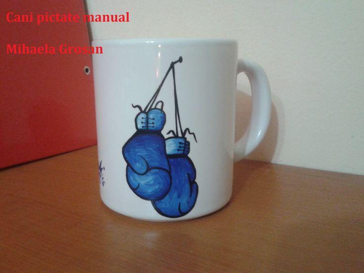 mug painted