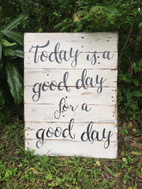 Hey, I found this really awesome Etsy listing at https://www.etsy.com/listing/255793665/top-seller-today-is-a-good-day-for-a
