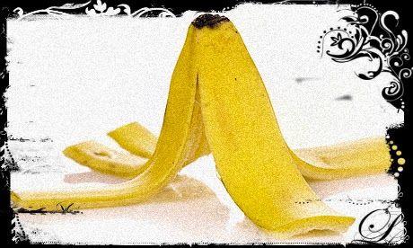 Bellas con cáscara de banano en https://www.youtube.com/watch?v=h-N4fQUwLyc