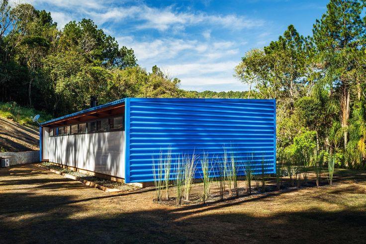Gallery of OZ House / Andrade Morettin Arquitetos Associados - 3