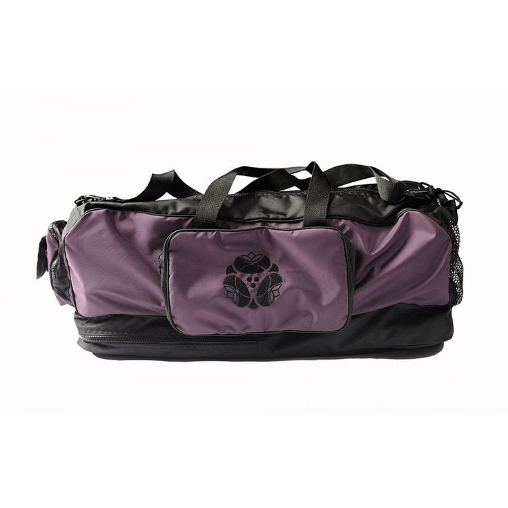 Journey Yoga Bag | Hugger Mugger #yogabag The best yoga bag I EVER had. I could carry everything