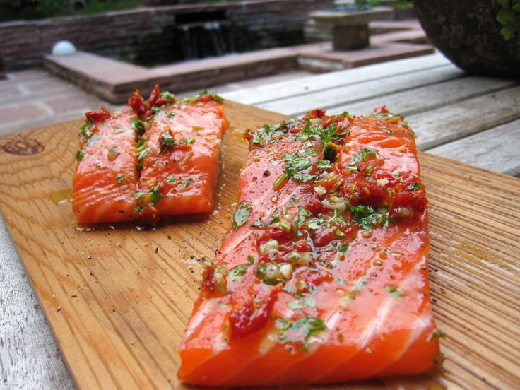 Maple Mustard Grilled Salmon Recipe and Instructions