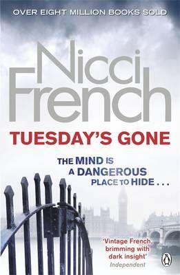 Tuesday's GoneA Frieda Klein Novel
