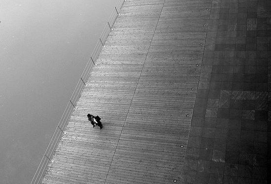 Minimalist fotoğraf.