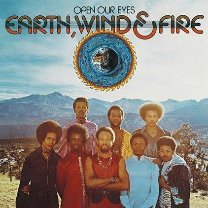 Earth, Wind & Fire - Open Our Eyes