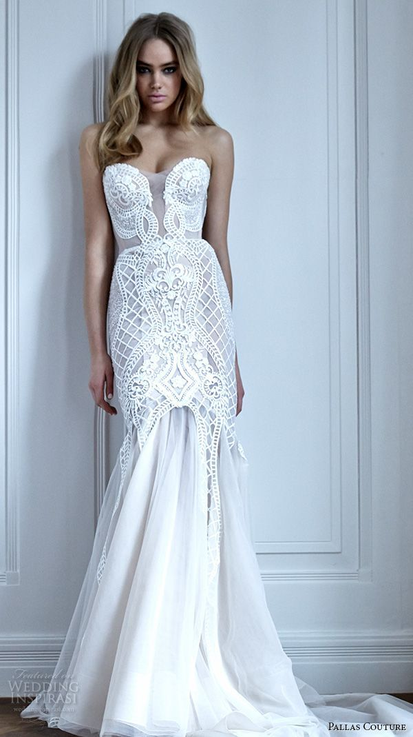 Trendy Pallas Couture Wedding Dresses u La Haute Bijoux Bridal Collection