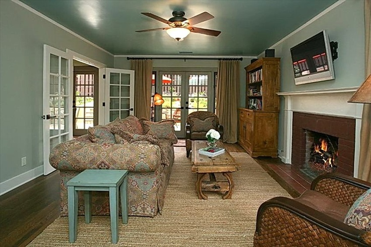 Living room with 42 flat screen tv for the home pinterest - Best size flat screen tv for living room ...