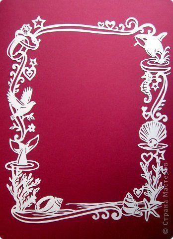 Картина панно рисунок Вырезание Плакатик в кухню и рамочка_Julene Harrison Бумага фото 10: