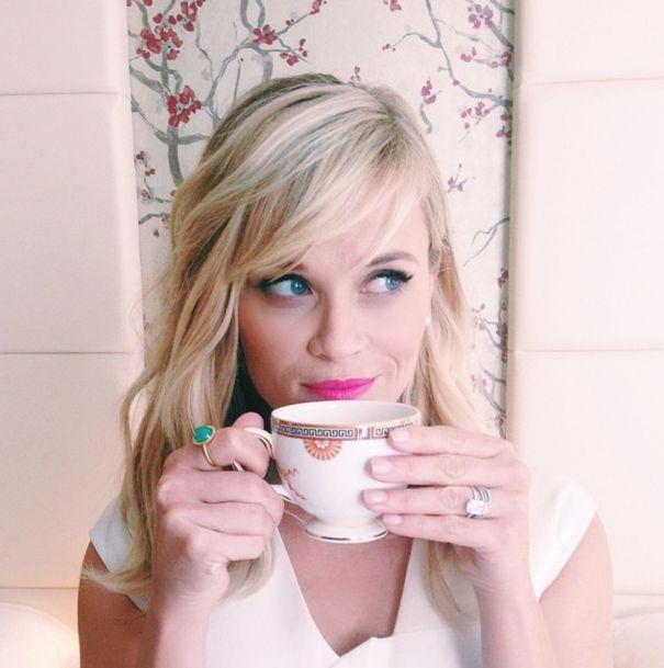 Reese Witherspoon - Les Instagram de la semaine : la réunion des ex de Brad Pitt