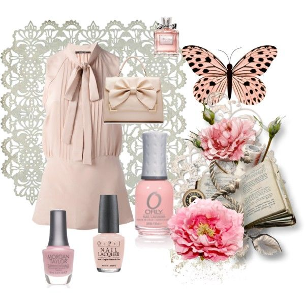 """""""Romantic mood"""" by unghie-bellezza on Polyvore"""