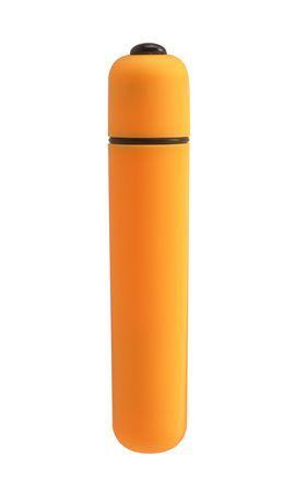 Neon luv touch bullet xl - orange fra NEONLuvTouch - Sexlegetøj leveret for blot 29 kr. - 4ushop.dk - Få det helt rigtige strejf af tilfredshed med denne utrolige Neon vibrator. Beklædt med den super silkebløde Luv Touch belægning, denne kraftfulde bullet vibrator er i gang bare du trykker på knappen.