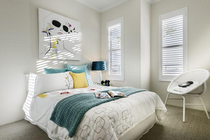 Homebuyers Centre - Flute (Butler) Display Home Bedroom
