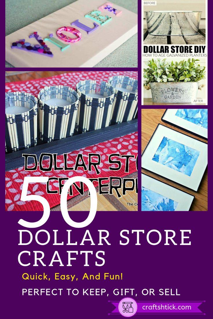 32+ Dollar store craft ideas 2020 information