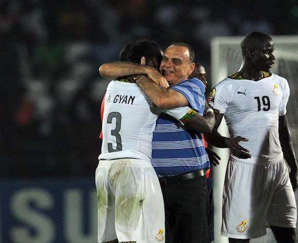 Ghana coach Avram Grant pays tribute to Asamoah Gyan - http://www.ghanatoghana.com/ghana-coach-avram-grant-pays-tribute-asamoah-gyan/