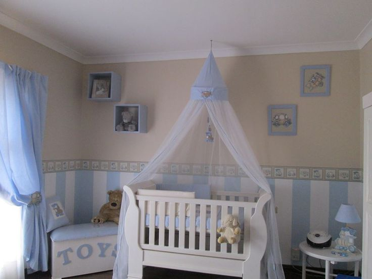 Boys transport nursery. Blue and stone planes, trains & automobiles are the order of the days for boys!   orders@borderboutique.co.za