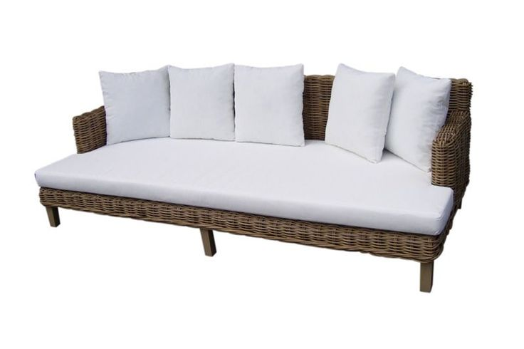 RD Sofabed - Kubu|W225 x D105 x H85cm|7 995 (excl cushions)