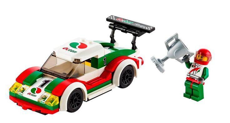 Lego Minifigures Lego City Race Cars Race Car Sets