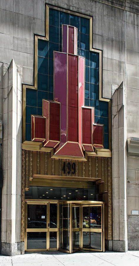 17 best images about art d co architecture on pinterest - 10 avenue de la porte de menilmontant ...