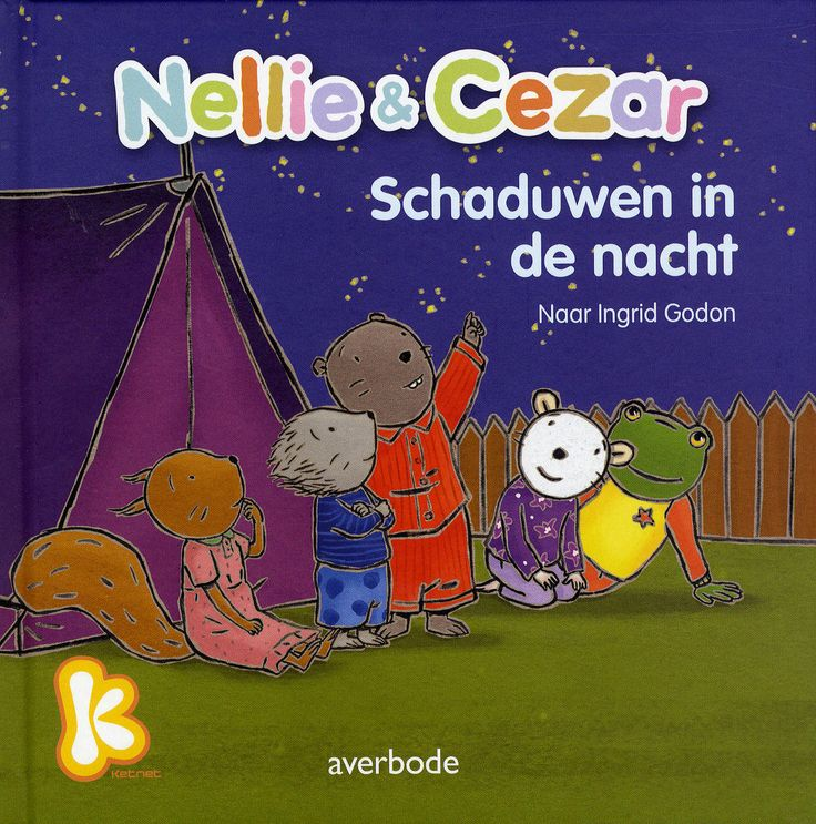 Thema licht en donker: KK Licht & Donker/ Dag & Nacht: Nellie en Cezar