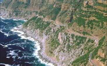 Two Oceans Marathon - Chapman's Peak Drive, Cape Town. #BucketList #JetsetterCurator
