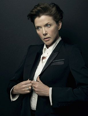 Annette Bening, actress, by Annie Liebovitz.