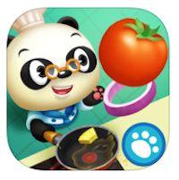 Dr. Panda Restaurant 2, tijdelijk gratis app voor kinderen !