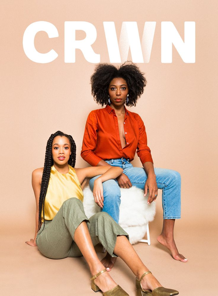 The Cover of The Love Issue is Here!  Winter 2017  Deun Ivory & Lauren Ash of Lifestyle with Ivory + Ash grace the cover of  The Love Issue.  Beautifully photographed, brilliantly written, printed and perfect bound ; CRWNMAG is 130 pages of your hair culture and lifestyle published  quarterly. Thumb through it and see the div