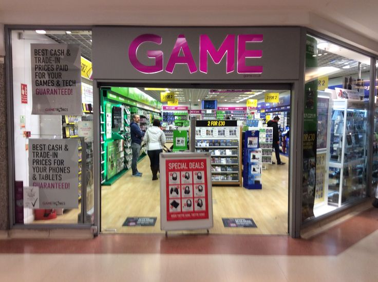 Game: Gamers all around know the range and value of this shop can't be beaten!