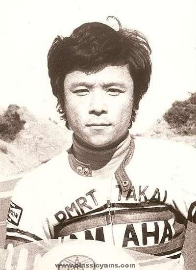 Ikujiro Takai Ikujiro Takai was also one of those Japanese riders who never got the change to show how good they probably were. Quite a pity!