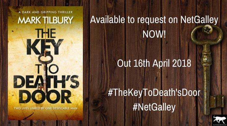 #TheKeytoDeathsDoor is available to request on #NetGalley