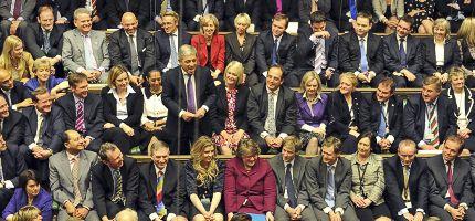 Biography of Speaker John Bercow - UK Parliament
