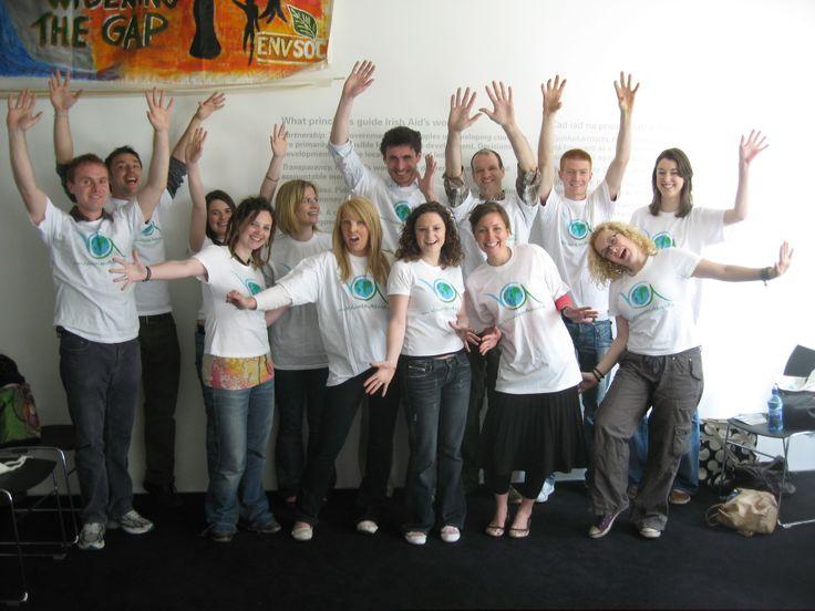 2008 - EIL Volunteer Abroad Workshop. #50EILIRL